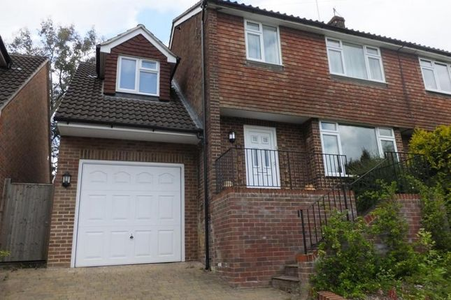 Thumbnail Property to rent in Robyns Way, Sevenoaks