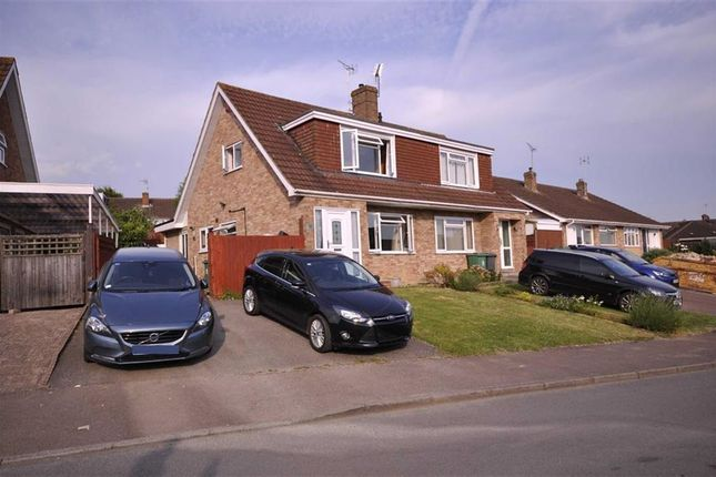 Thumbnail Semi-detached house for sale in Sandford Way, Tuffley, Gloucester