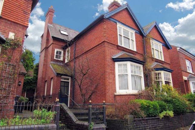 4 bed semi-detached house for sale in Dulverton Road, Leicester