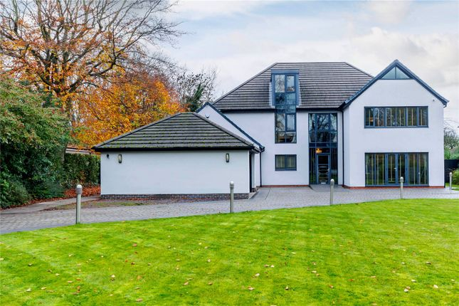 Thumbnail Detached house for sale in Valley Road, West Bridgford, Nottingham