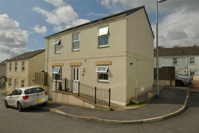 Thumbnail Detached house to rent in Newbridge View, Truro, Cornwall