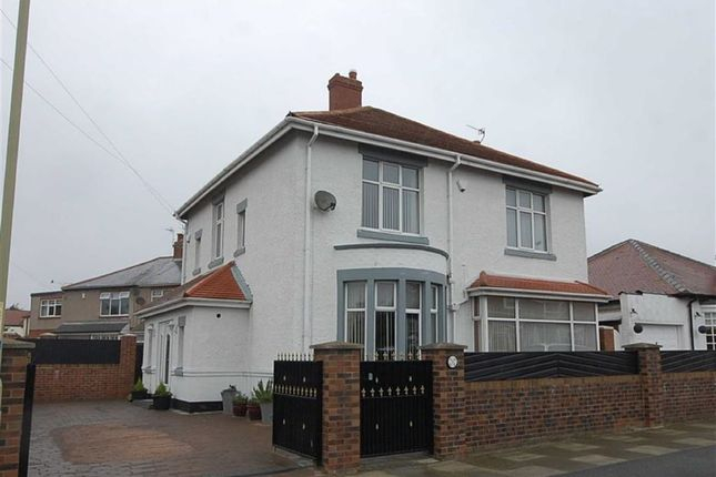 Thumbnail Detached house for sale in St. Peters Avenue, South Shields