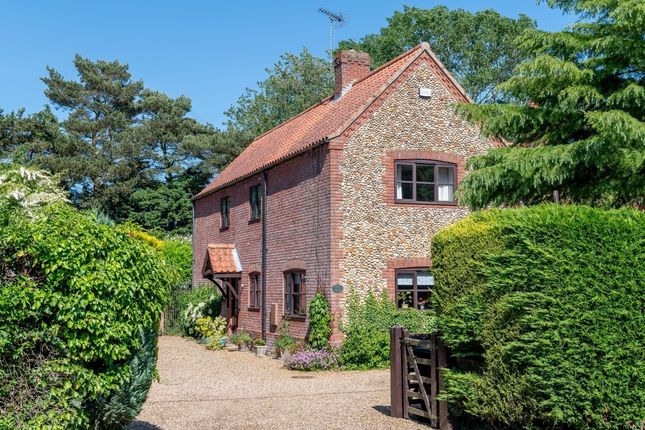 Thumbnail Detached house for sale in Well Street, Docking, King's Lynn