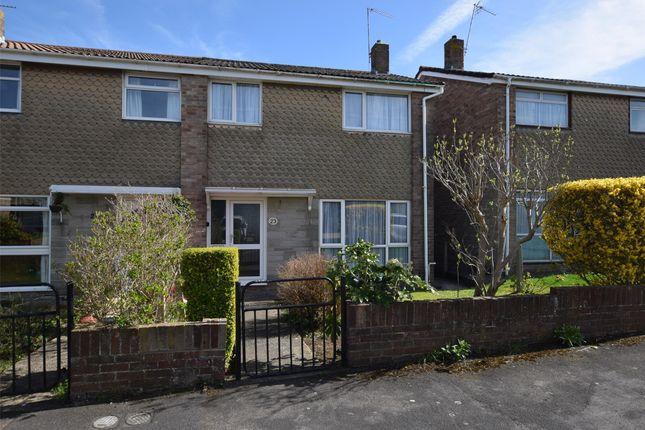 Thumbnail Semi-detached house for sale in Caroline Close, Keynsham, Bristol