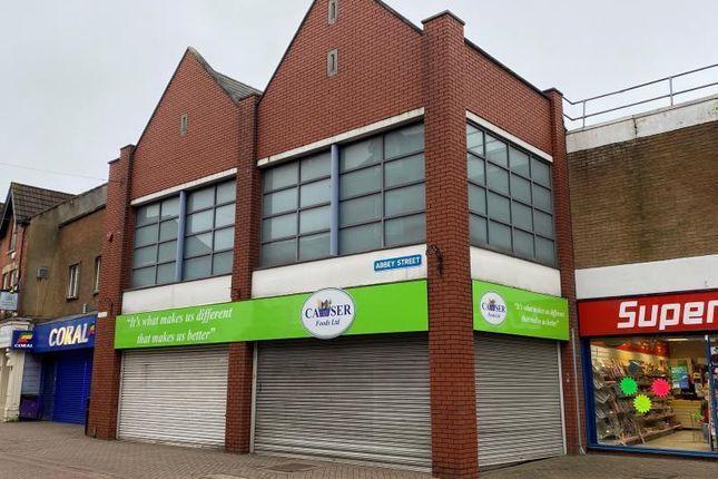 Thumbnail Retail premises to let in Unit 17 Abbeygate Shopping Centre, Newdegate Street, Nuneaton