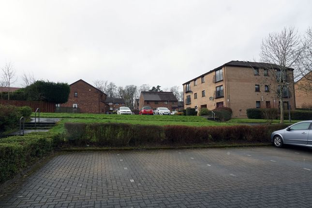 Outlook of Lothain Way, Brancumhall, East Kilbride G74