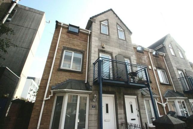 Thumbnail Semi-detached house to rent in Ellis Street, Hulme, Manchester