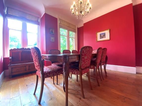Dining Room of West Park, Yeovil BA20