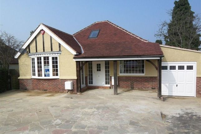 Thumbnail Bungalow to rent in Hill Crest, Sevenoaks
