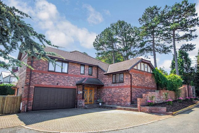 Thumbnail Detached house for sale in Bryn Hafod, Upper Colwyn Bay