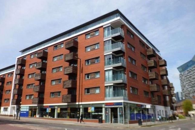 Thumbnail Flat to rent in Granville Street, Birmingham