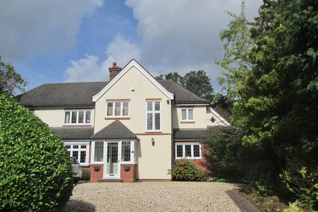 Thumbnail Detached house to rent in Croftdown Road, Harborne, Birmingham