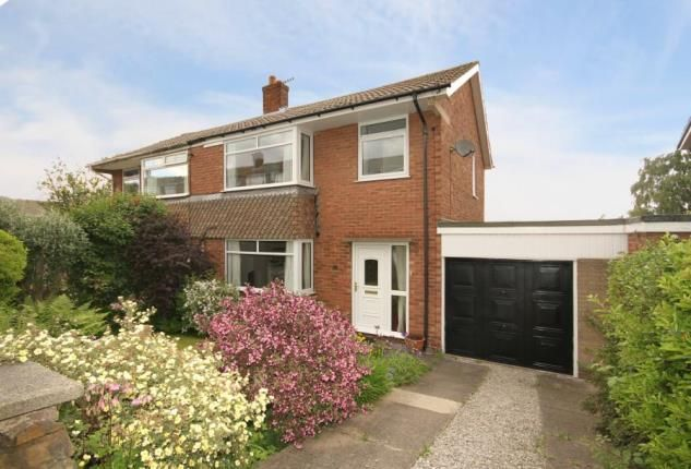 Thumbnail Semi-detached house for sale in Lundy Road, Dronfield, Derbyshire