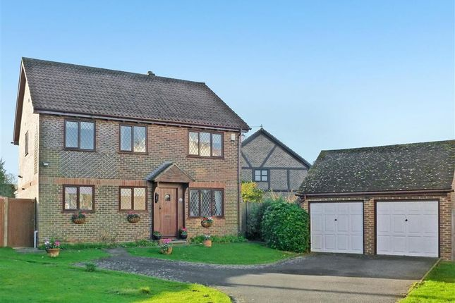 Thumbnail Detached house for sale in Curtis Wood Park Road, Herne Bay, Kent