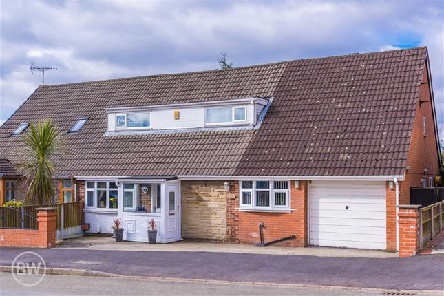 Thumbnail Semi-detached house for sale in Chanters Avenue, Atherton, Manchester