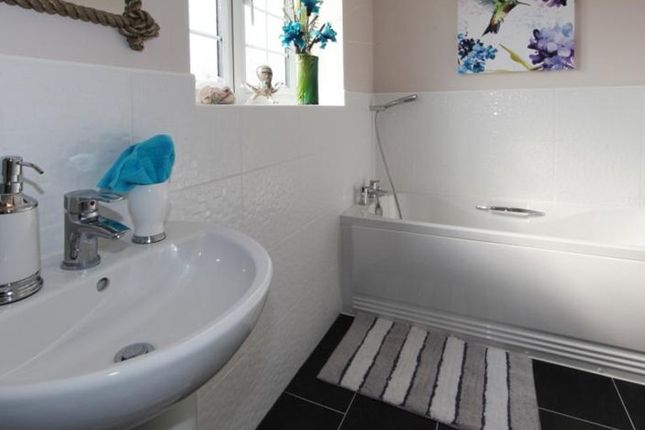 Thumbnail Detached house for sale in Plot 242, The Aran, Heanor Road, Smalley, Ilkeston, Derbyshire