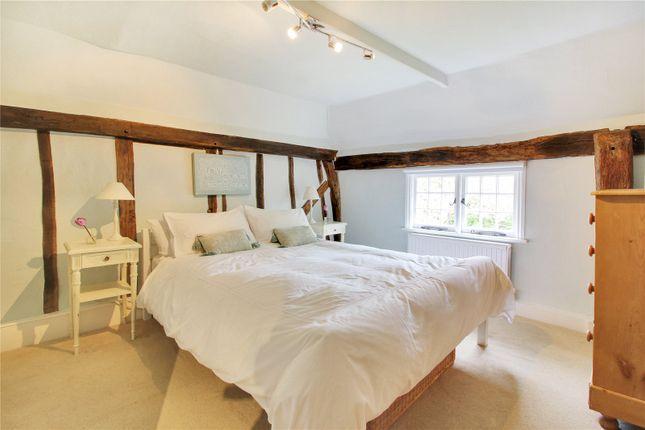 Bedroom of Den Lane, Collier Street, Marden, Kent TN12