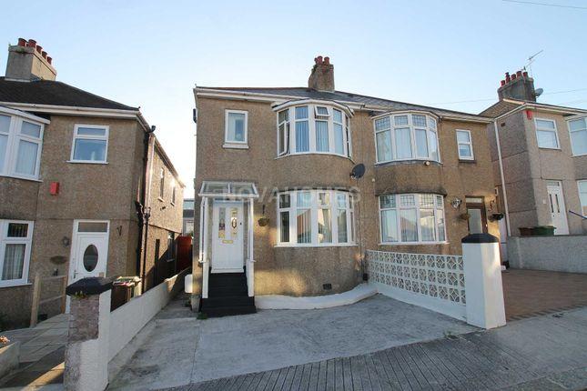 Thumbnail Semi-detached house for sale in Oakcroft Road, Beacon Park