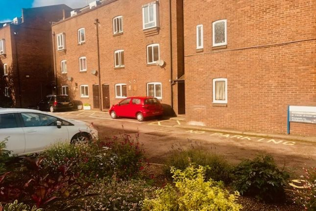 Thumbnail 3 bed flat to rent in Harbord Close, London