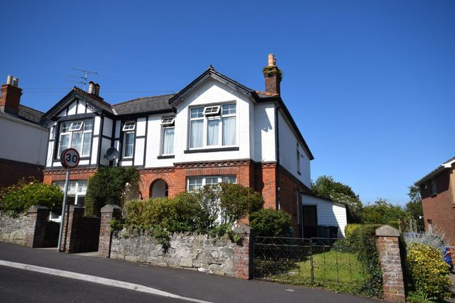 Thumbnail Property for sale in Arnold Road, Binstead, Ryde