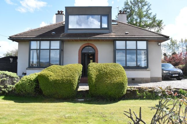 Thumbnail Detached house for sale in Balmore Road, Bardowie, East Dunbartonshire