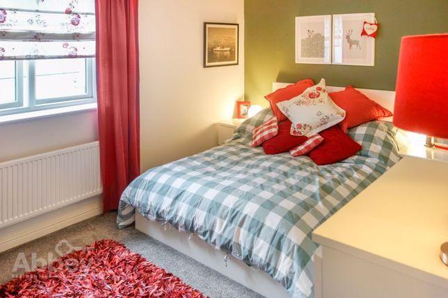 Bedroom One of Lon Y Grug, Coed Darcy, Neath SA10