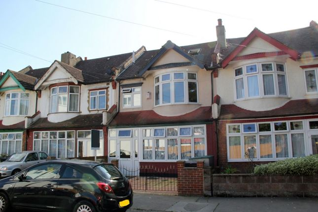 Thumbnail Terraced house for sale in Lonsdale Gardens, Thornton Heath