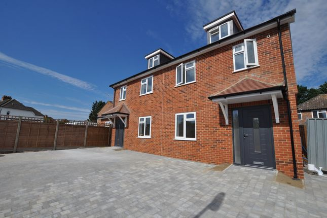 Thumbnail Semi-detached house for sale in Grange Road, Guildford