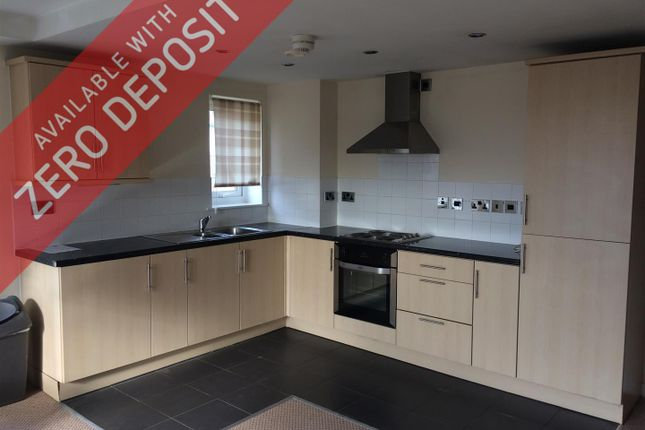 2 bed flat to rent in The Bailey, New Bailey Street, Salford M3