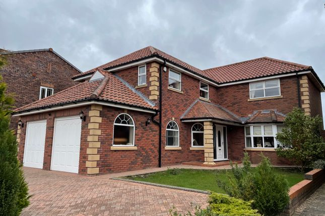4 bed detached house for sale in Rowernfields, Dinnington, Sheffield S25