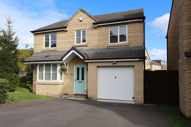 Thumbnail Detached house for sale in Totley Hall Drive, Sheffield