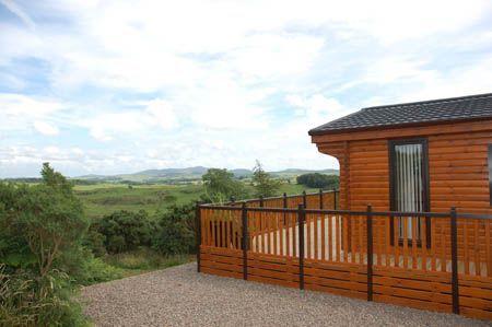 2 bed lodge for sale in Lodges At Barstobrick, Ringford Castle Douglas DG7