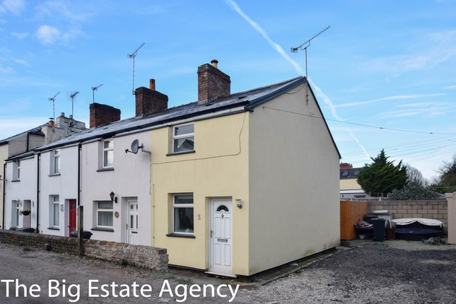 End terrace house for sale in Cross Row, Chester Road, Flint