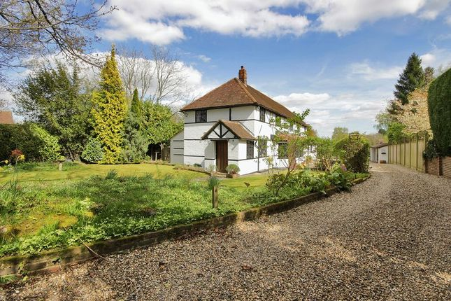 Thumbnail Detached house for sale in Sandhill Lane, Crawley Down, West Sussex
