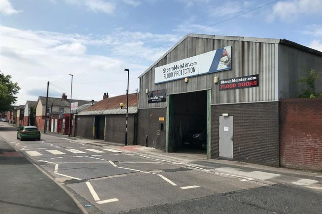 Thumbnail Industrial for sale in Units 2 & 3 West View, Preston