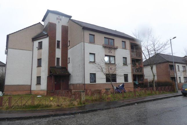 Flat for sale in Dalriada Crescent, Motherwell, North Lanarkshire