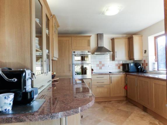 Kitchen of Church Lane, Farndon, Chester, Cheshire CH3