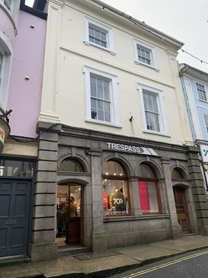 Thumbnail Commercial property for sale in 13, High Street, St Ives, Cornwall