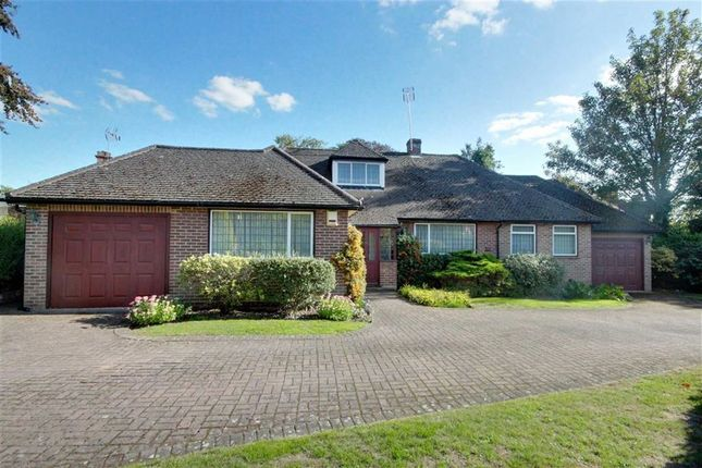 Thumbnail Bungalow for sale in Craigweil Avenue, Radlett, Hertfordshire