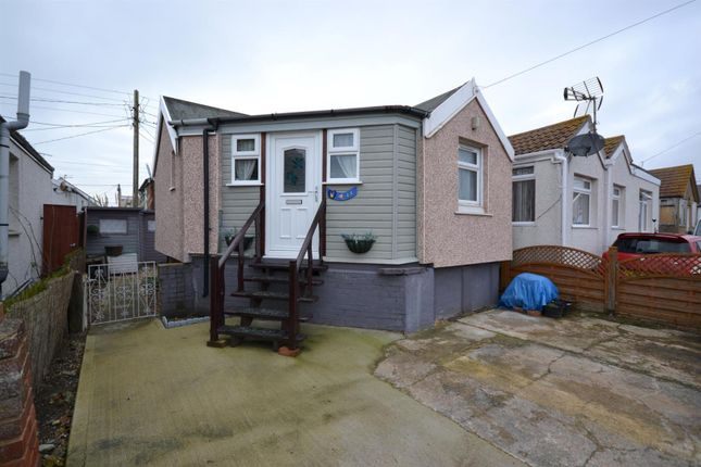 Thumbnail Detached bungalow for sale in Morris Avenue, Jaywick, Clacton-On-Sea