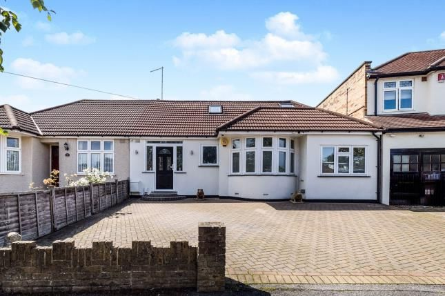 Thumbnail Bungalow for sale in Courtland Avenue, London