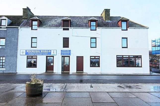 Thumbnail Restaurant/cafe for sale in Harbour Quay, Wick