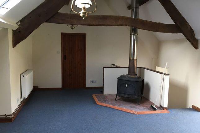 Thumbnail Semi-detached house to rent in Lewdown, Okehampton
