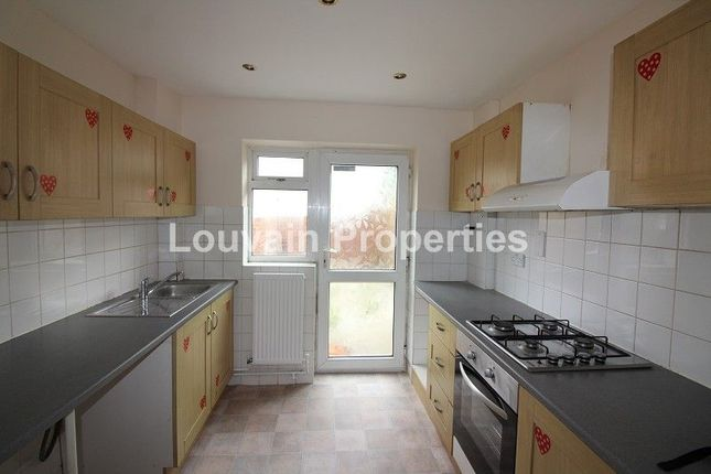 Thumbnail 3 bed terraced house for sale in Marine Street, Cwm, Ebbw Vale