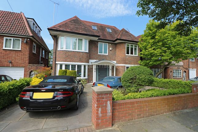 Thumbnail Detached house for sale in Parklands Drive, London