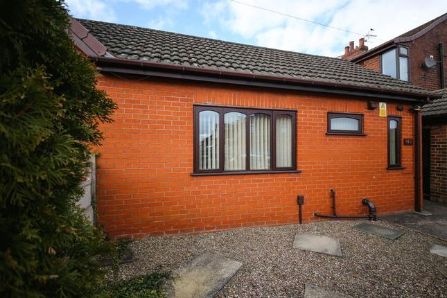 Thumbnail Semi-detached bungalow to rent in Bell Lane, Orrell, Wigan