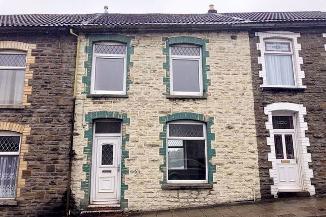 Thumbnail Terraced house to rent in Tonpandy -, Tonypandy