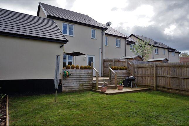 Webbers Meadow Exeter Ex5 3 Bedroom Semi Detached House
