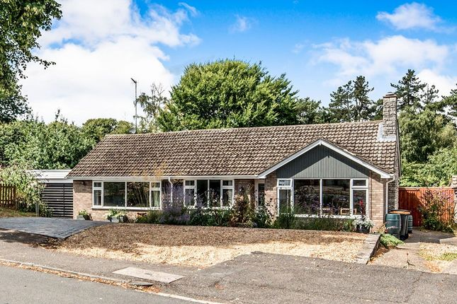 Thumbnail Bungalow for sale in Loring Road, Sharnbrook, Bedford