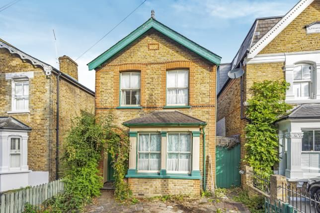 Thumbnail Detached house for sale in Kingston Upon Thames, Surrey, United Kingdom